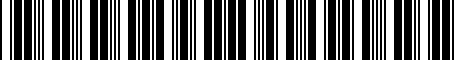 Barcode for 0042035950
