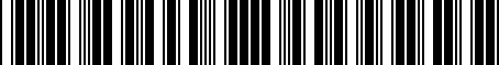 Barcode for PTR5735170