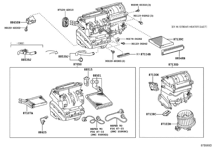 Scion Tc Amplifier Assembly  Air Conditioner  Conditioning